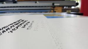 Печать с рельефом