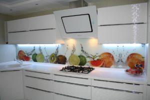 Печать изображения для кухонного фартука