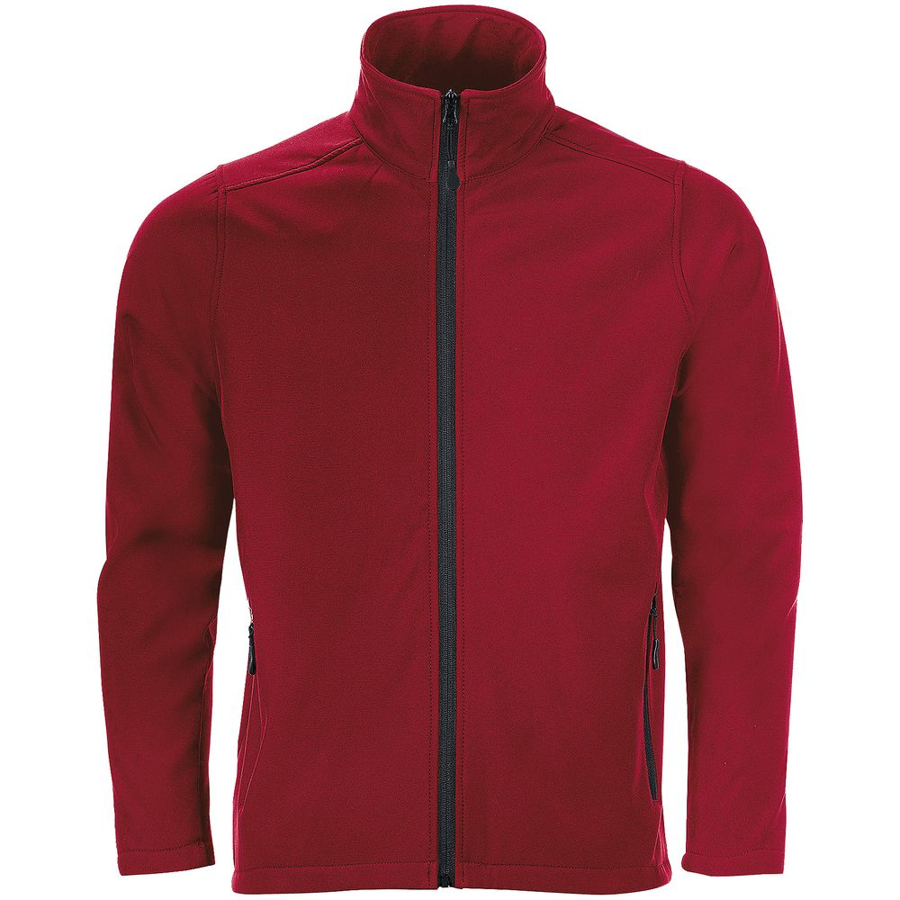 Куртка софтшелл мужская RACE MEN красная