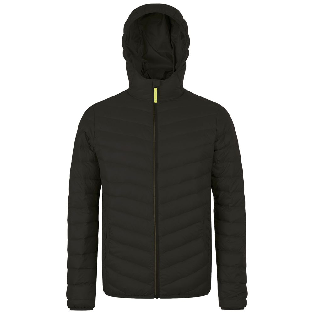 Куртка пуховая мужская RAY MEN, черная