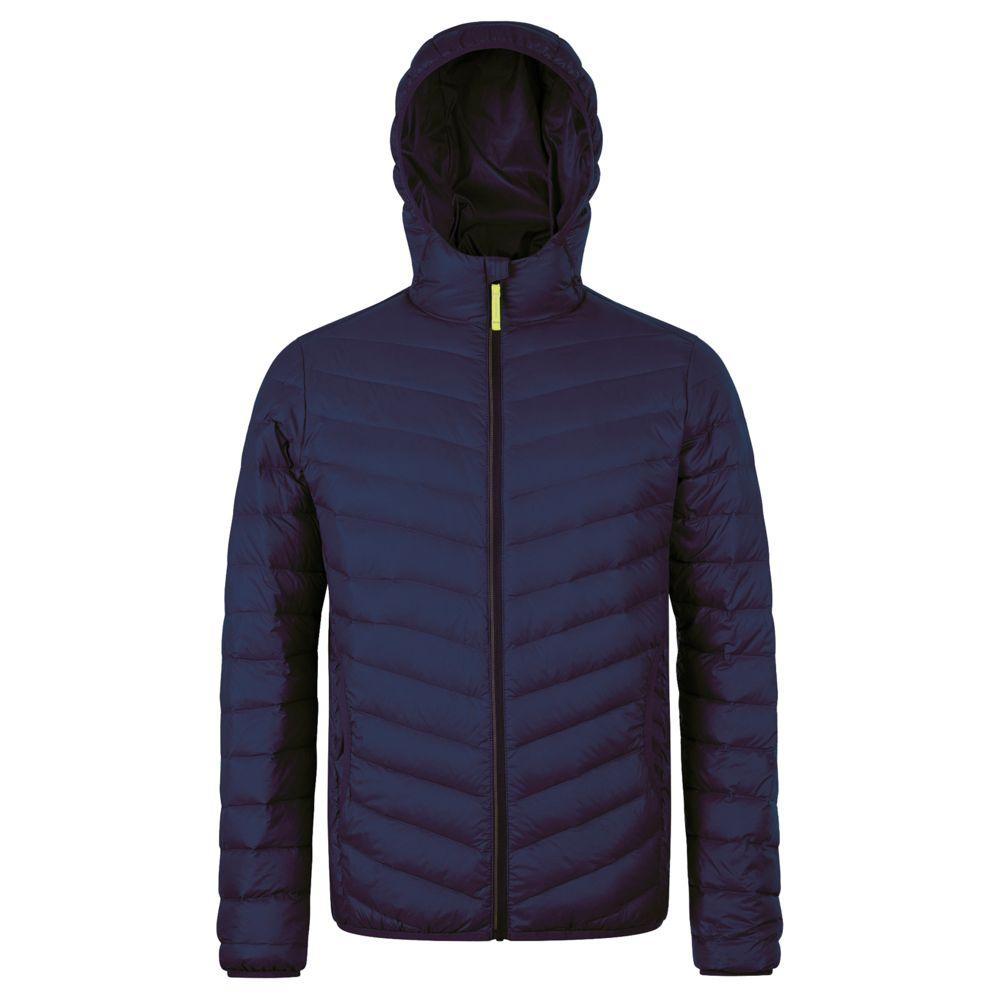 Куртка пуховая мужская RAY MEN, темно-синяя
