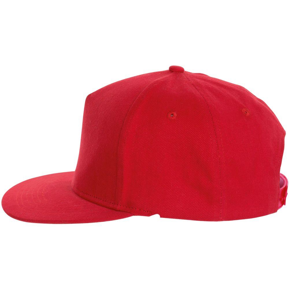Бейсболка SONIC, красная