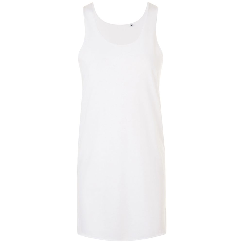 Платье-футболка COCKTAIL, белое