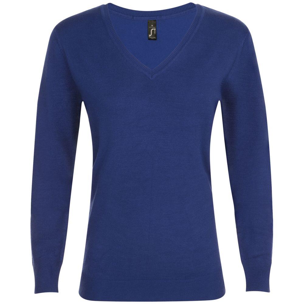 Пуловер женский GLORY WOMEN, синий ультрамарин