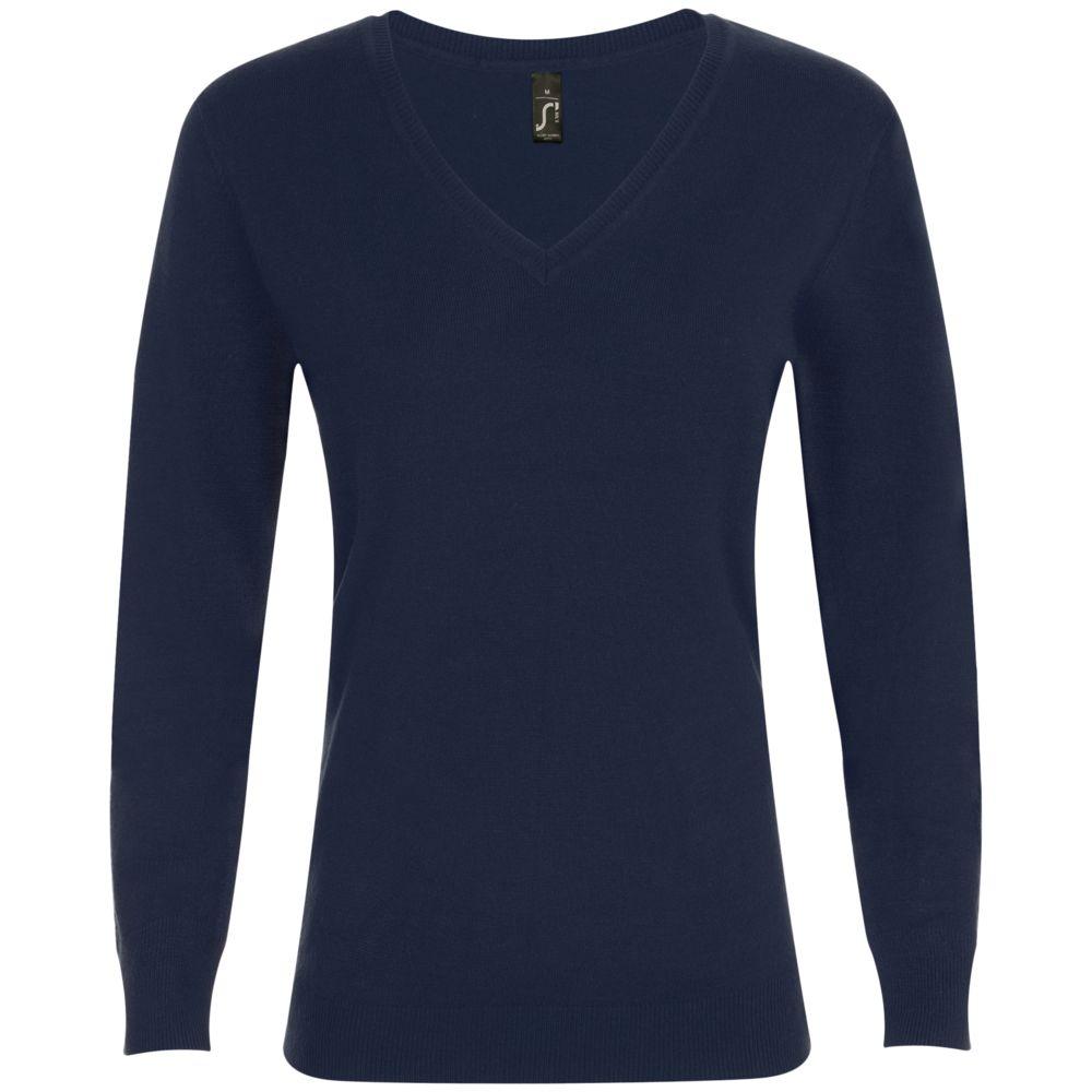 Пуловер женский GLORY WOMEN, темно-синий