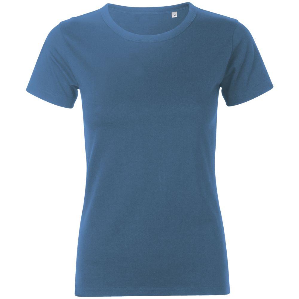 Футболка женская MURPHY WOMEN, синяя