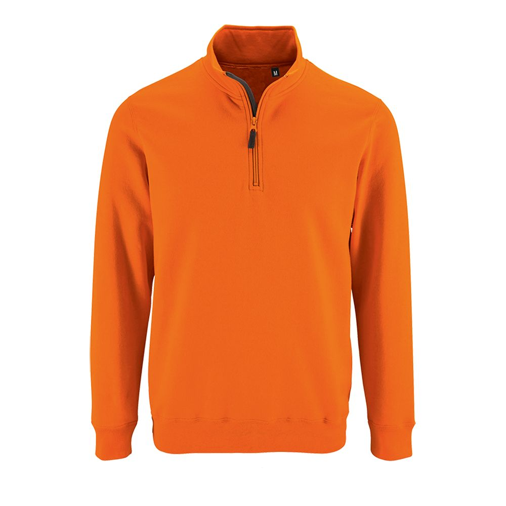 Толстовка STAN, оранжевая