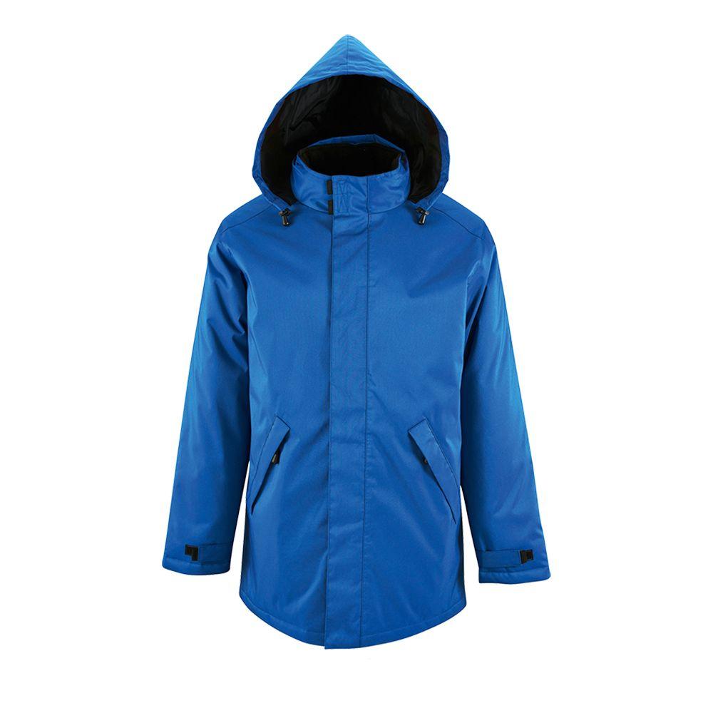 Куртка на стеганой подкладке Robyn, ярко-синяя