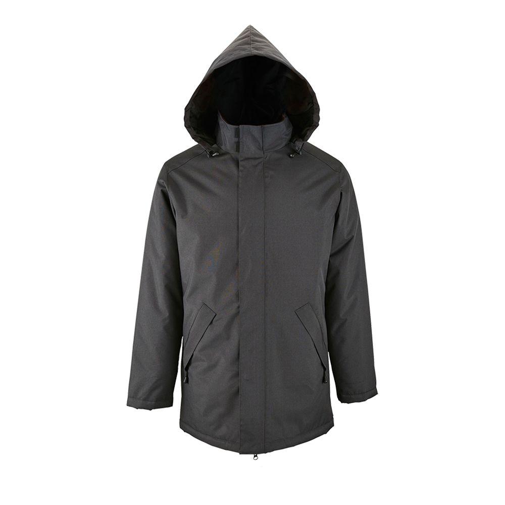 Куртка на стеганой подкладке Robyn, темно-серая