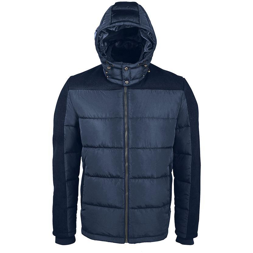 Куртка мужская Reggie, темно-синяя