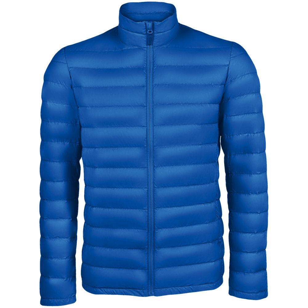 Куртка мужская Wilson Men, ярко-синяя