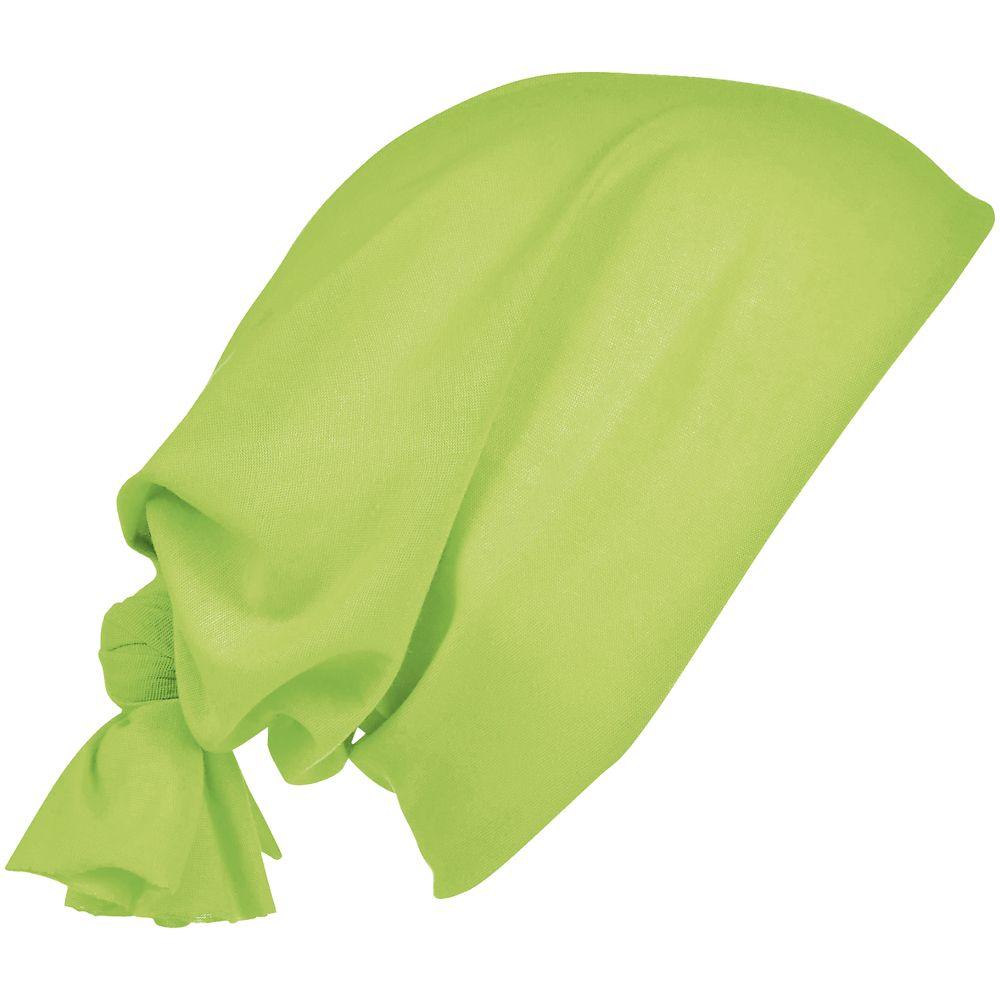 Многофункциональная бандана Bolt, зеленое яблоко