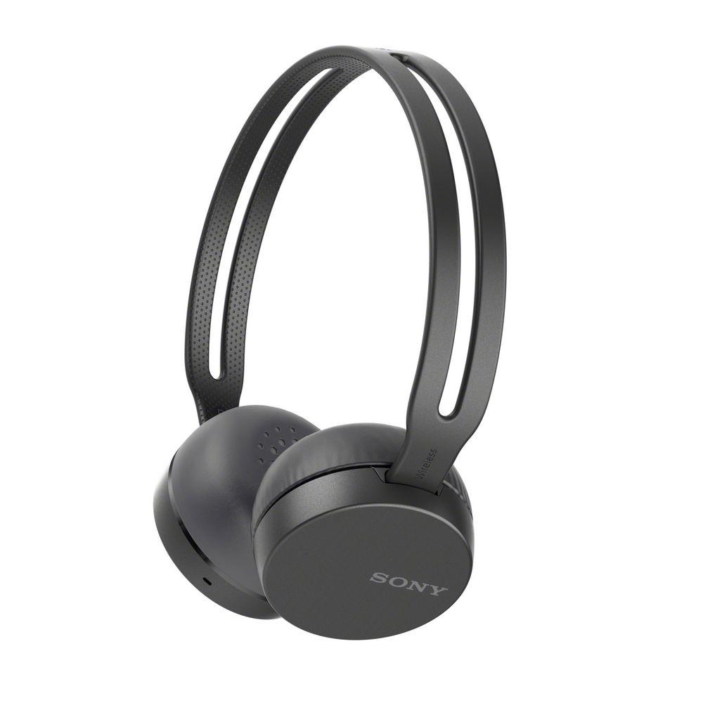 Беспроводные наушники Sony СН400, черные