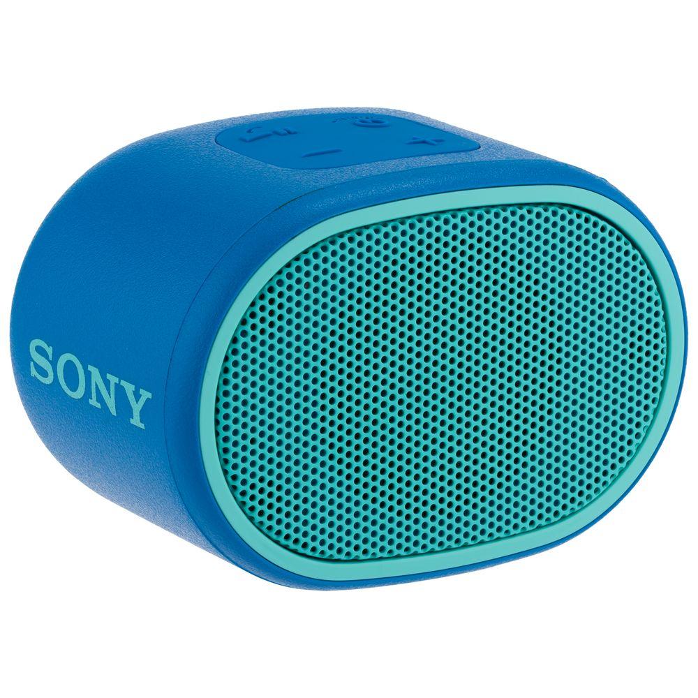 Беспроводная колонка Sony SRS-01, синяя