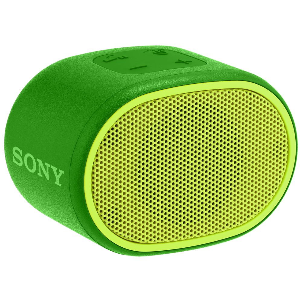 Беспроводная колонка Sony SRS-01, зеленая