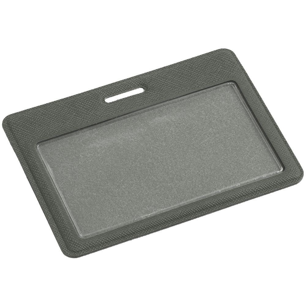 Чехол для карточки Devon, серый