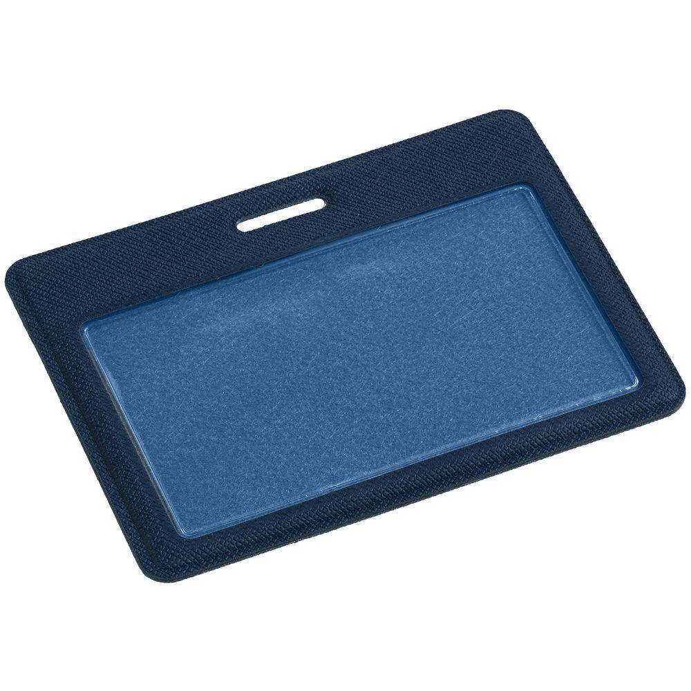 Чехол для карточки Devon, синий