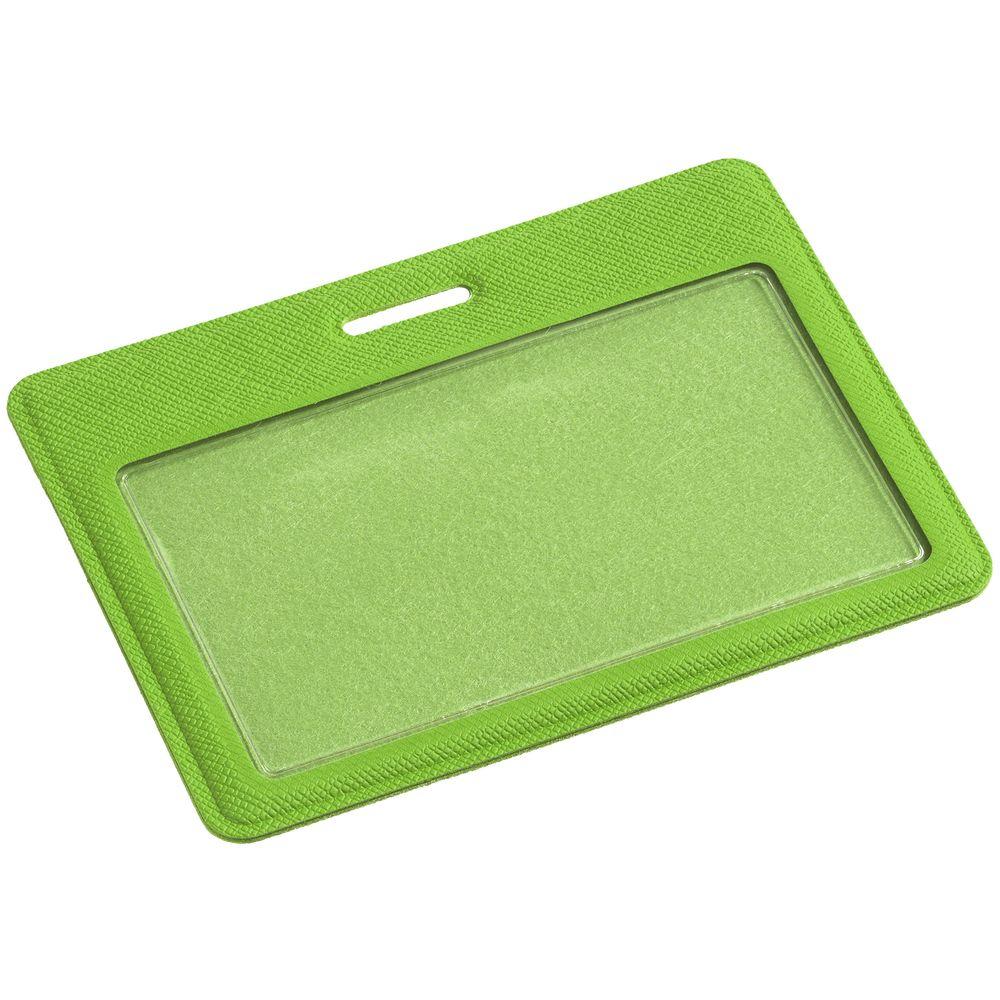 Чехол для карточки Devon, зеленый