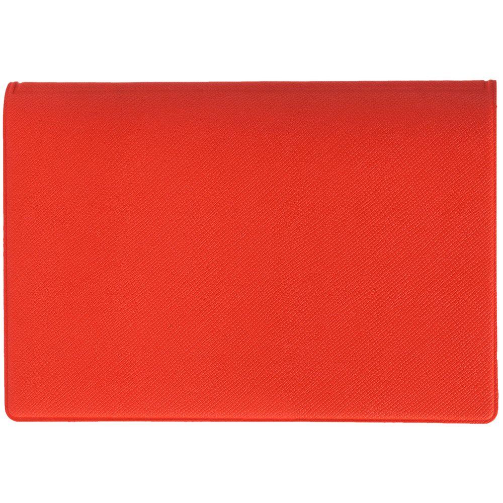 Футляр для карточек и визиток Devon, красный