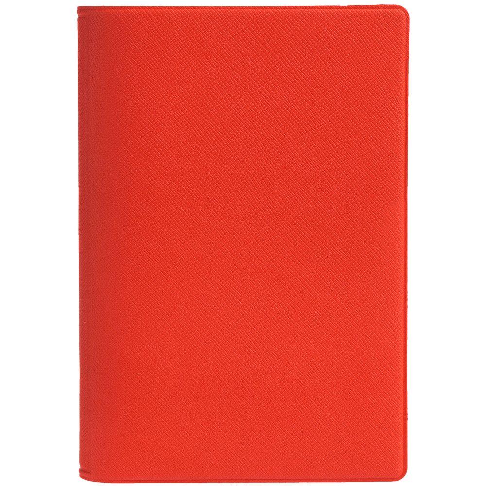 Обложка для паспорта Devon, красная