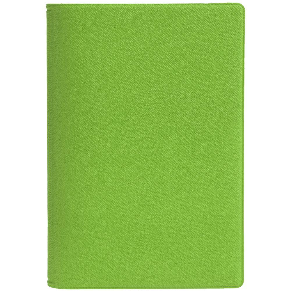 Обложка для паспорта Devon, зеленая