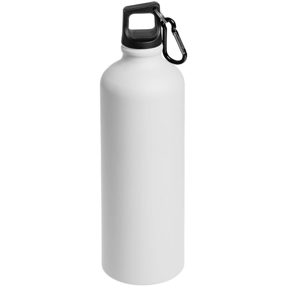 Бутылка для воды Al, белая