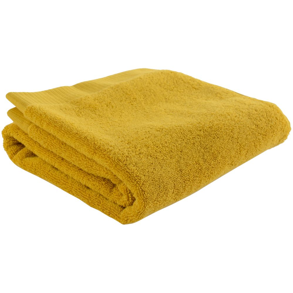 Полотенце для рук Essential, горчичное