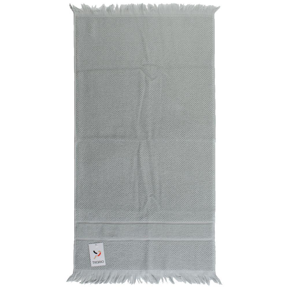Полотенце для рук Essential с бахромой, серое