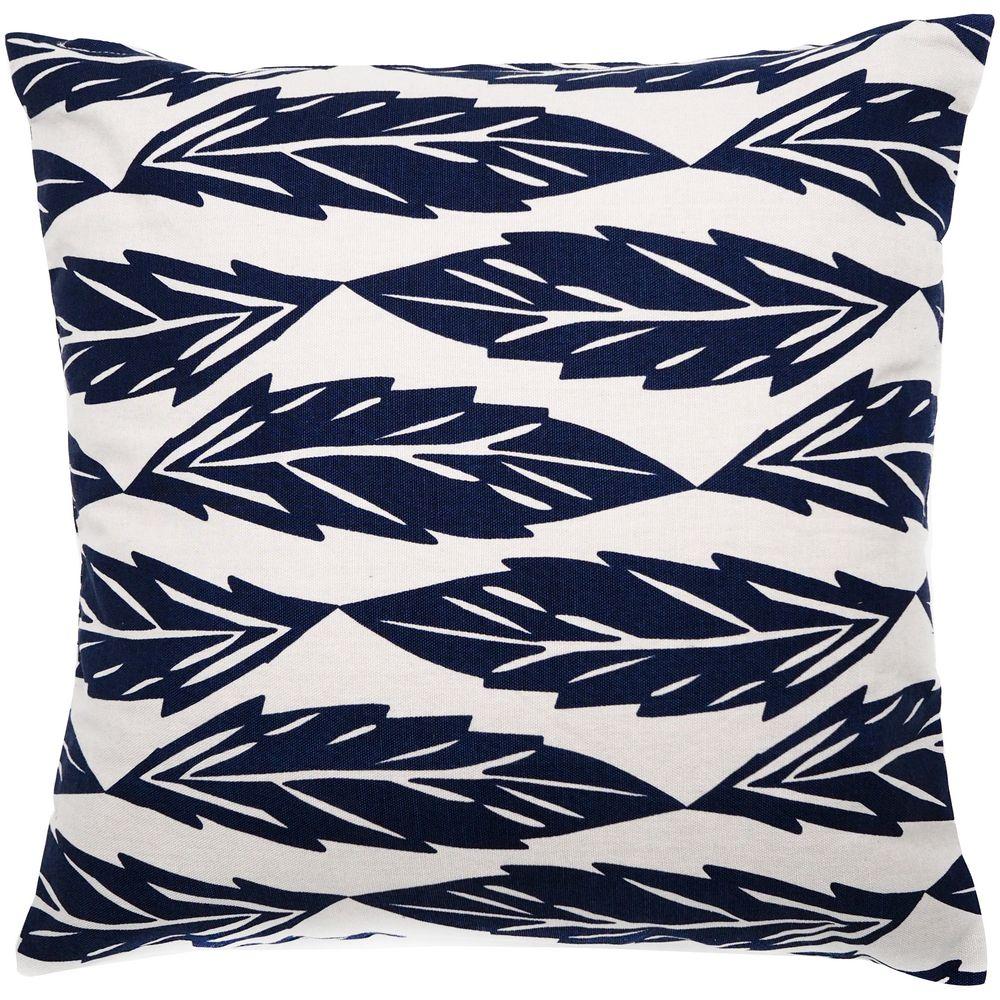 Чехол на подушку «Листья»