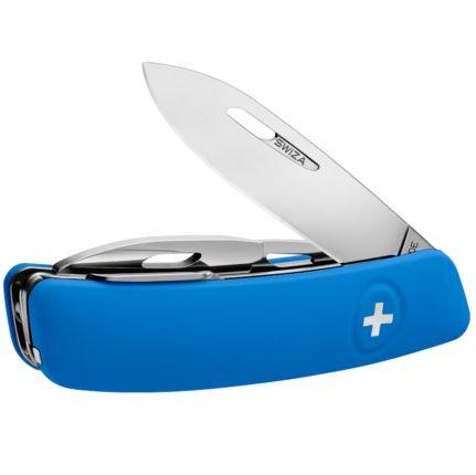 Швейцарский нож D03, синий