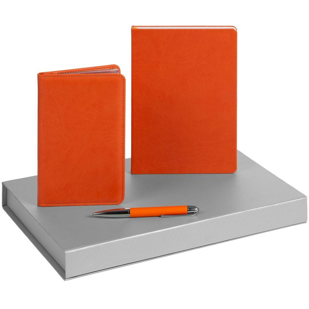 Набор Brand Trio, оранжевый