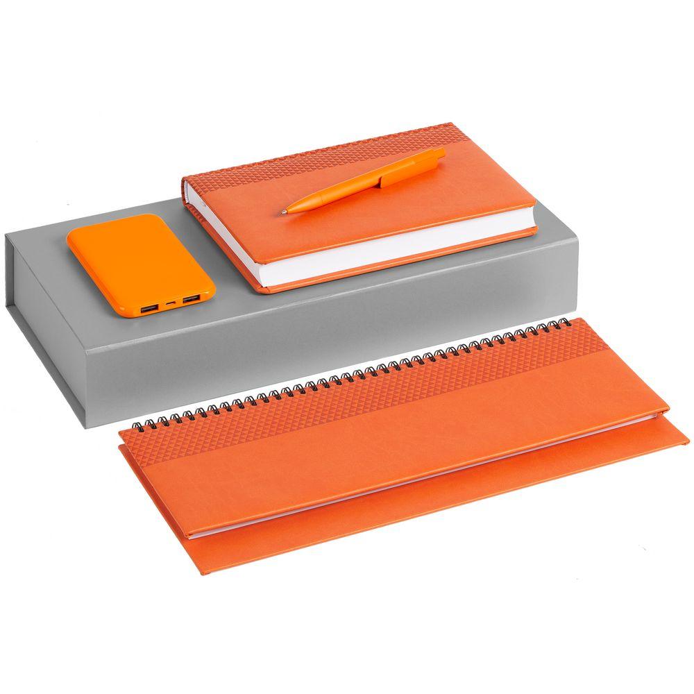 Набор Brand Energy, оранжевый
