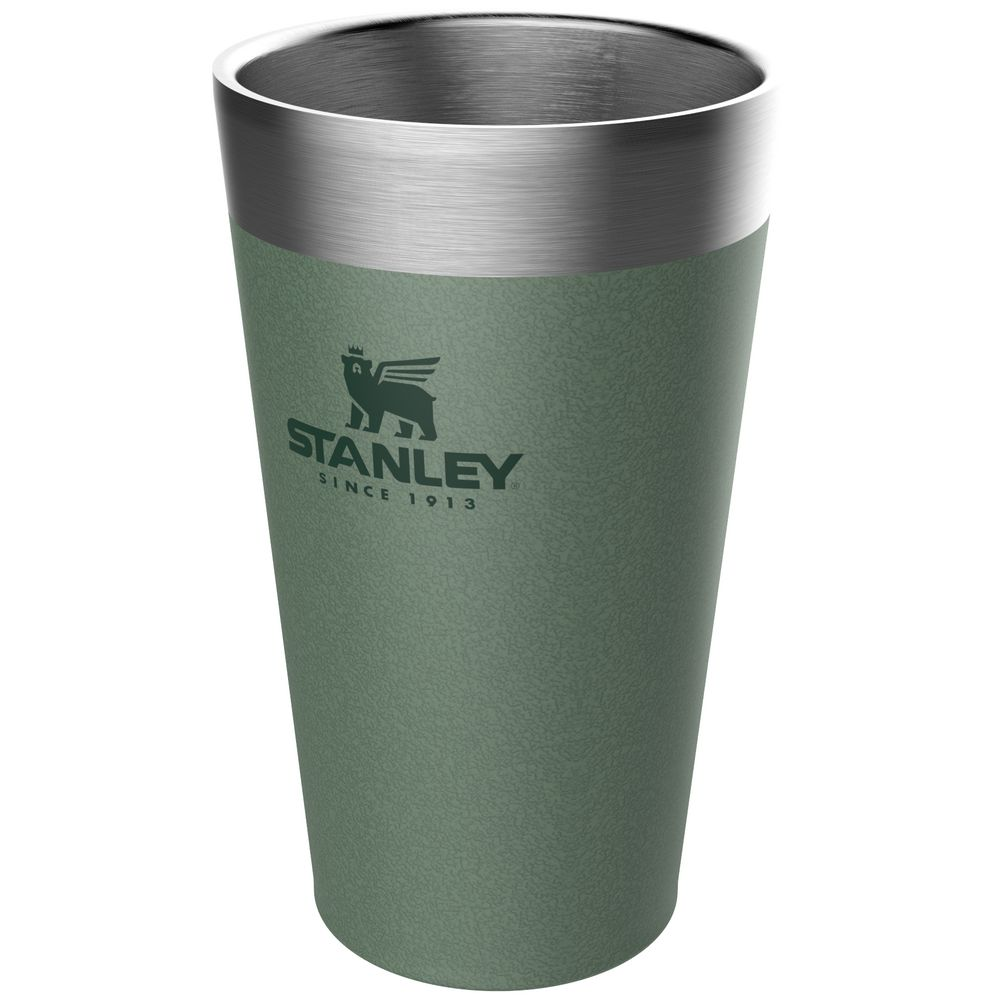 Стакан Stanley Adventure Pint, зеленый