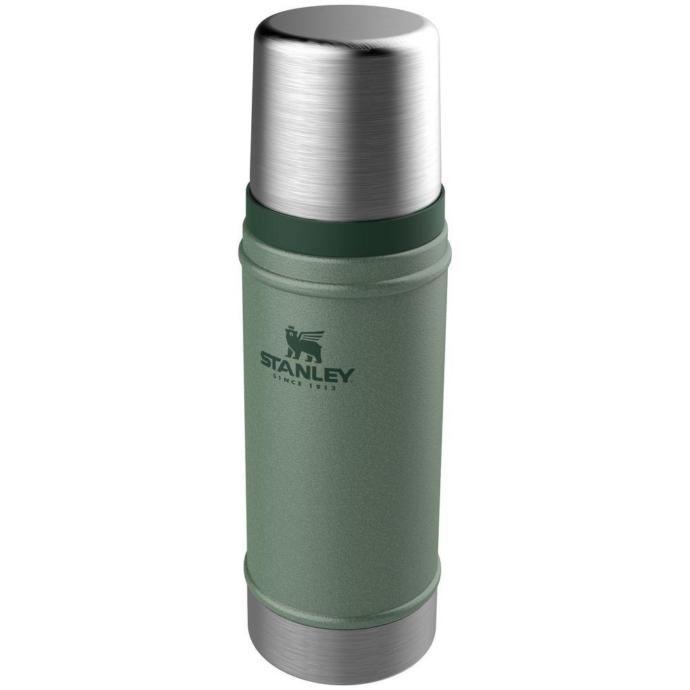 Термос Stanley Classic 470, темно-зеленый