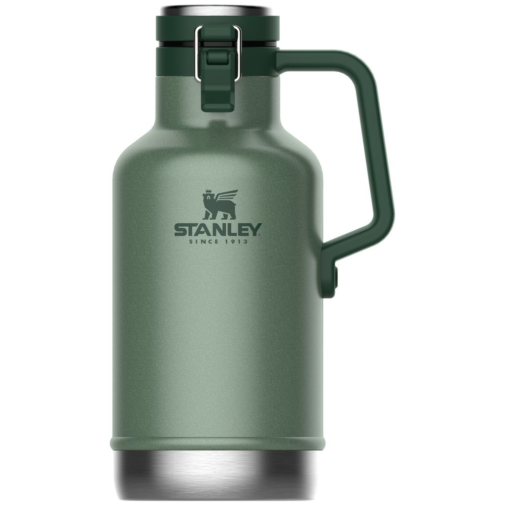 Термос для пива Stanley Classic 1,9 л, темно-зеленый