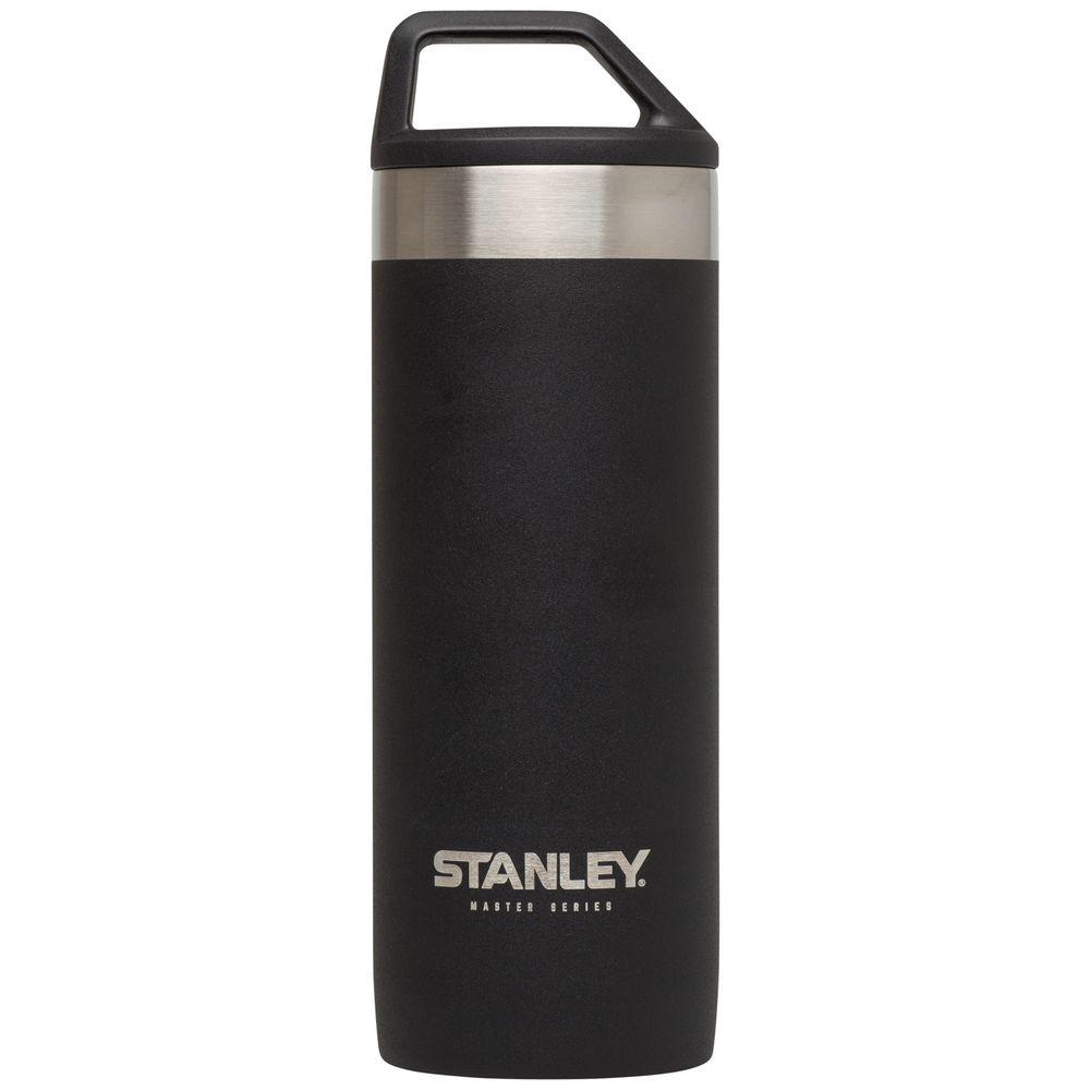 Термокружка Stanley Master, черная