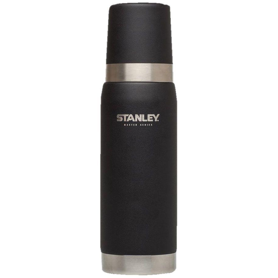 Термос Stanley Master 750, черный