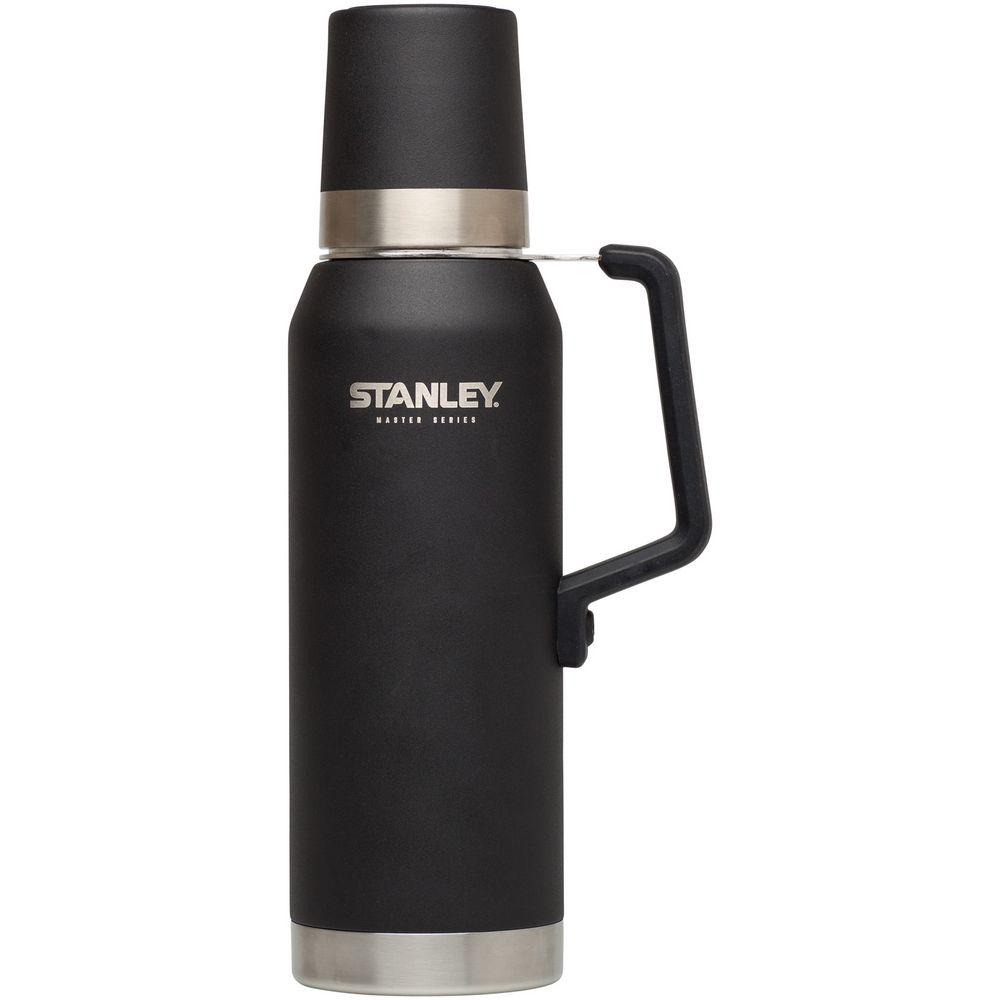 Термос Stanley Master 1300, черный