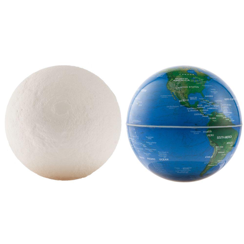 Набор из левитирующей луны и глобуса DuoFly