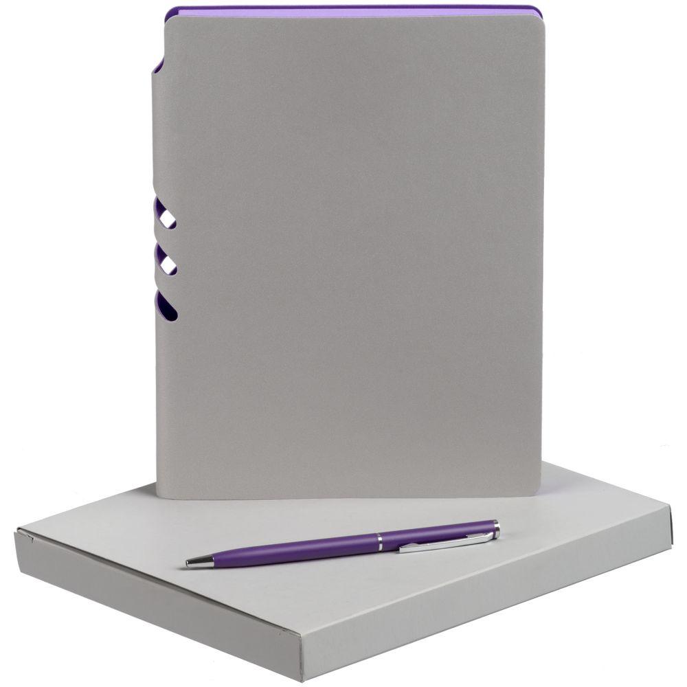 Набор Flexpen, серебристо-фиолетовый