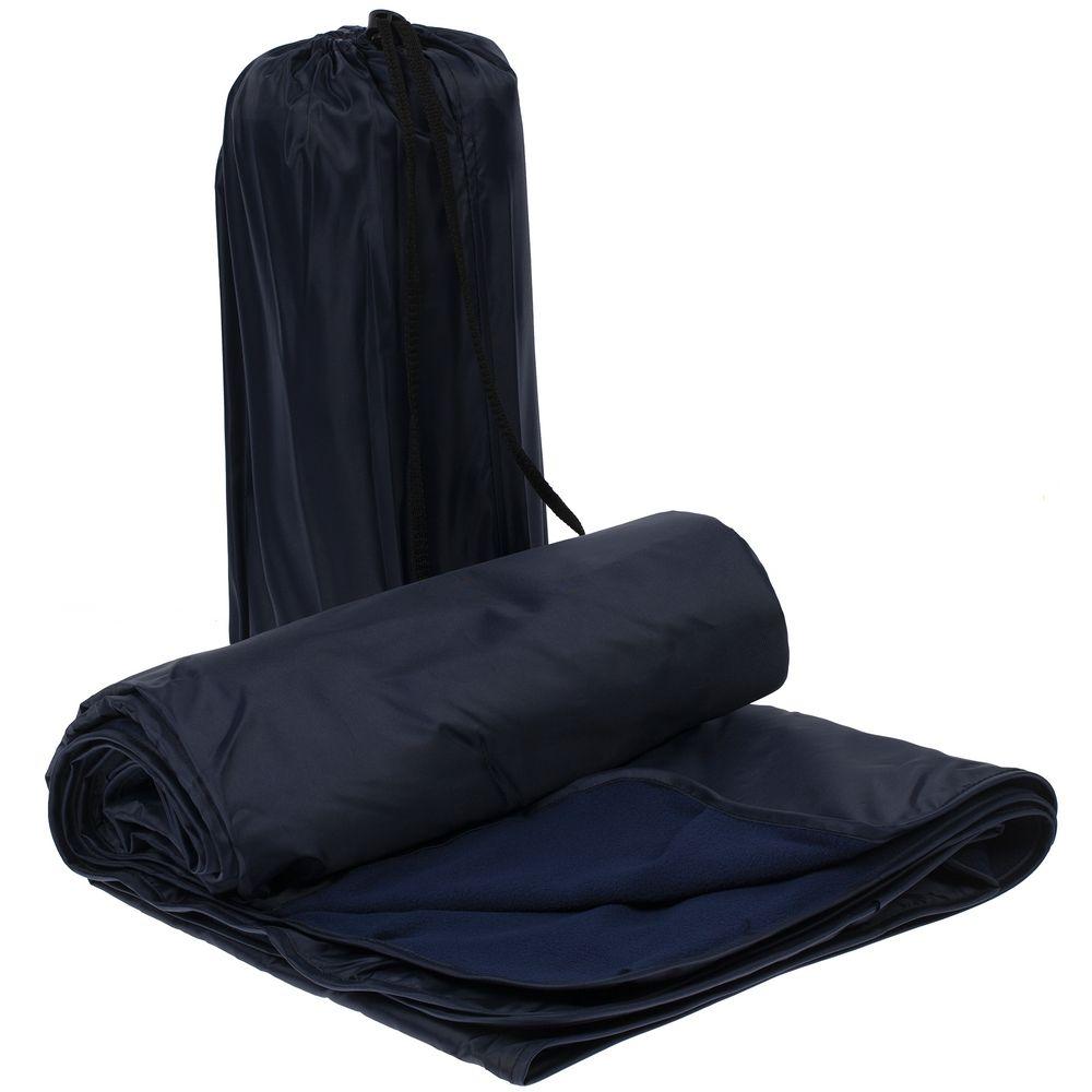 Плед для пикника Kveld, темно-синий