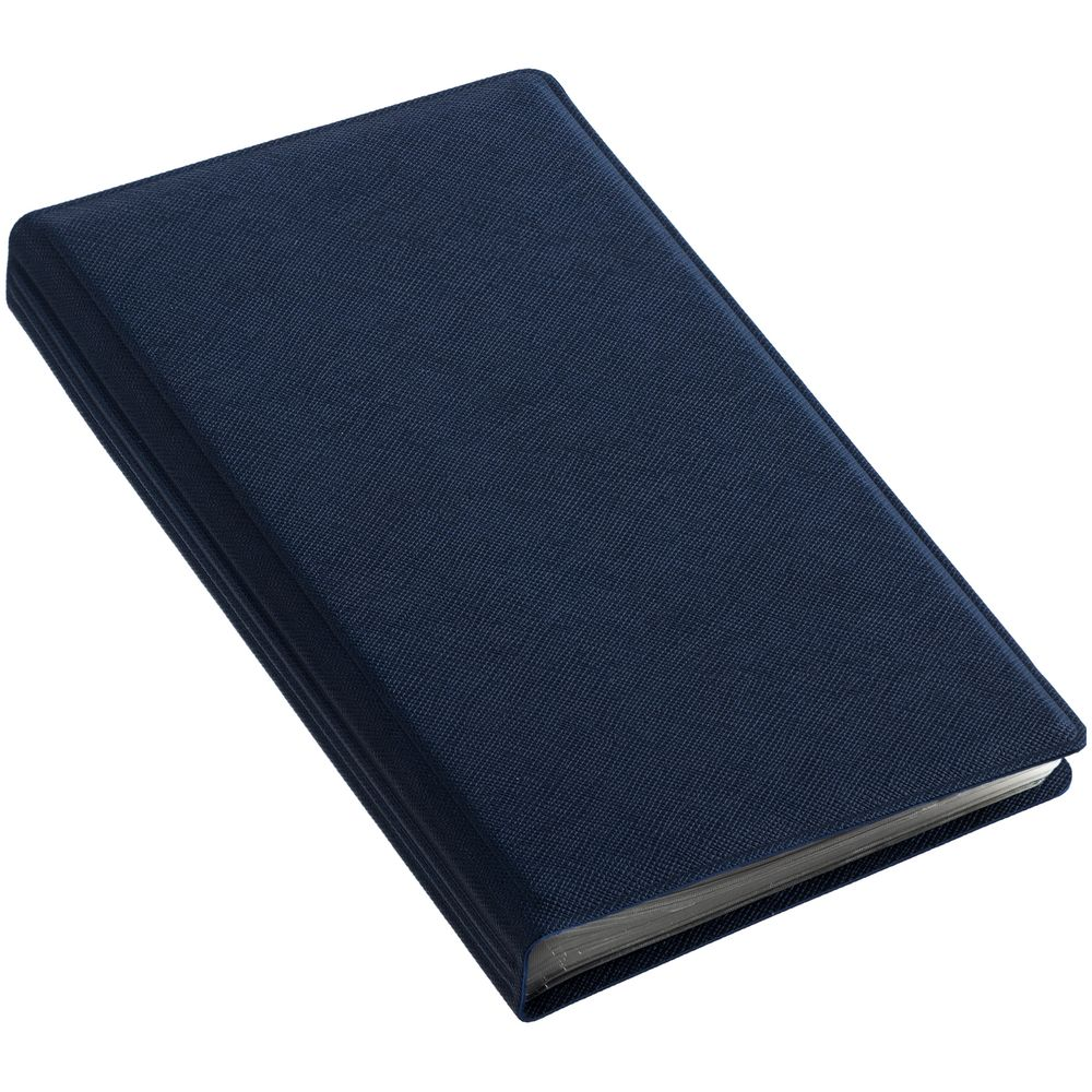 Визитница настольная Devon, синяя