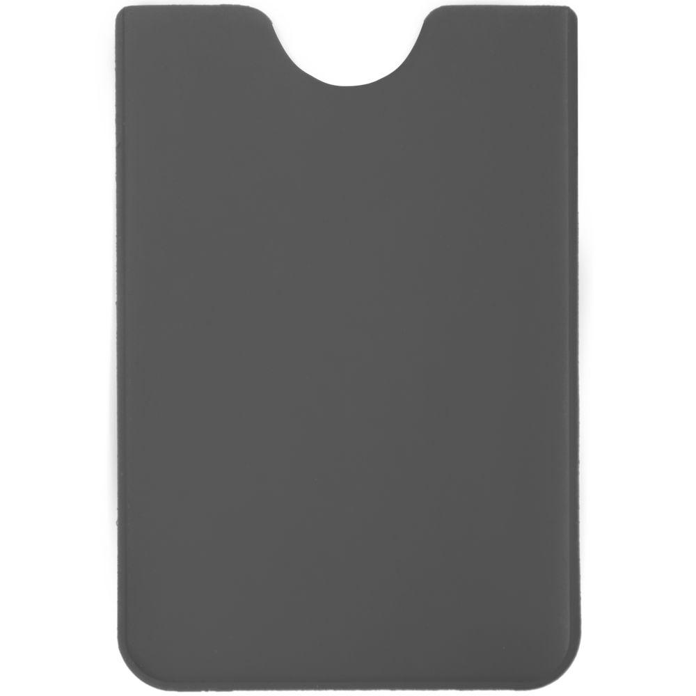 Чехол для карточки Dorset, серый