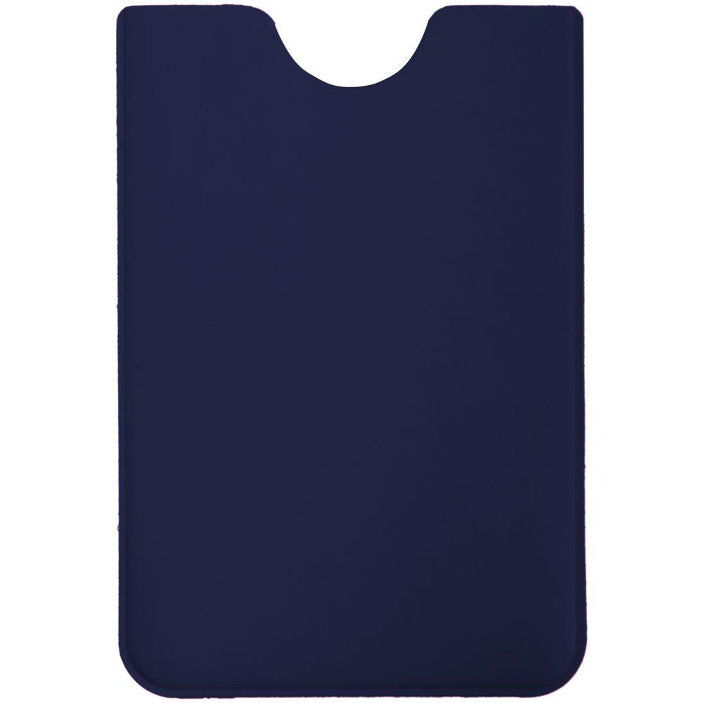 Чехол для карточки Dorset, синий