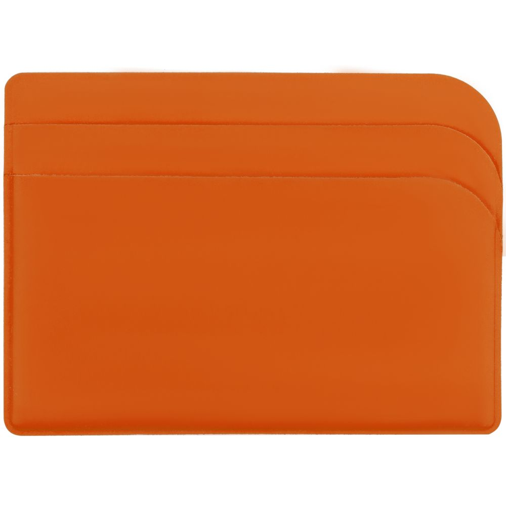 Чехол для карточек Dorset, оранжевый
