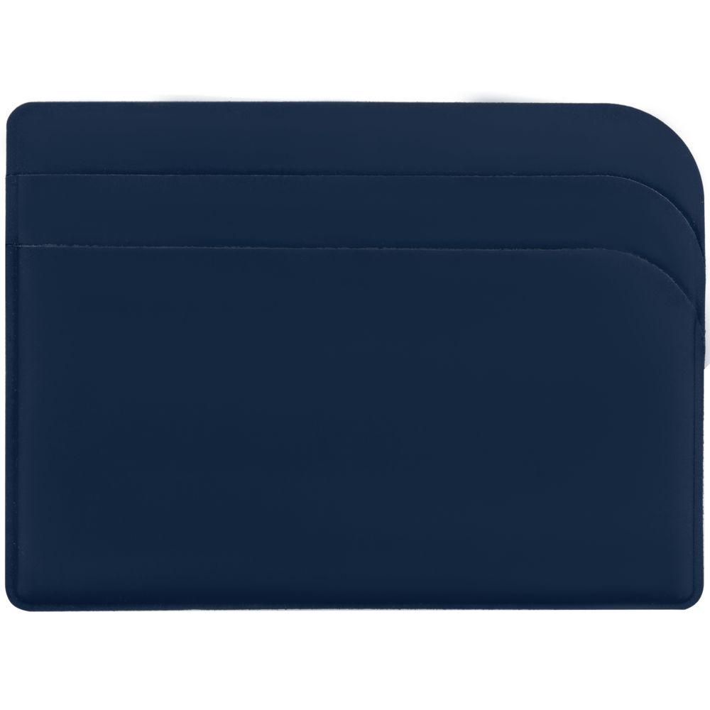 Чехол для карточек Dorset, синий
