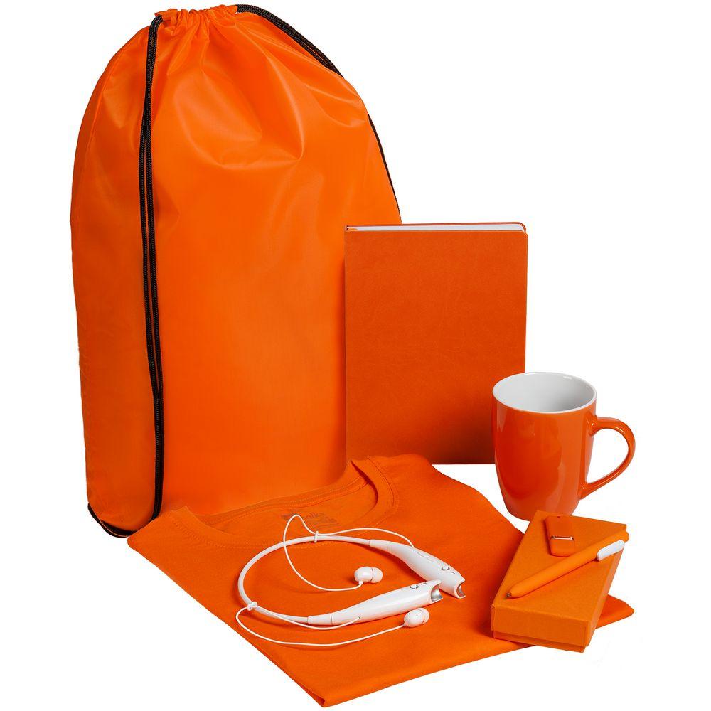 Набор Welcome Kit, оранжевый