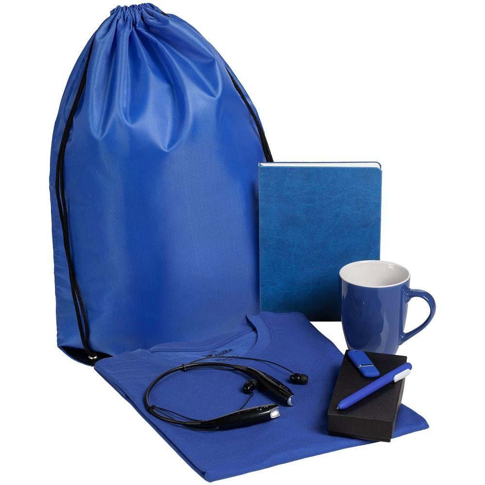 Набор Welcome Kit, синий