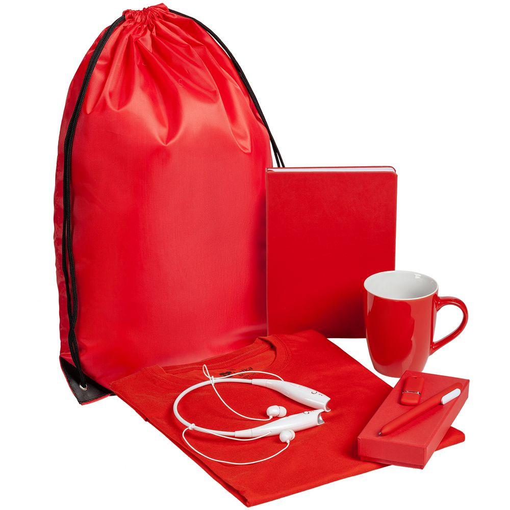 Набор Welcome Kit, красный