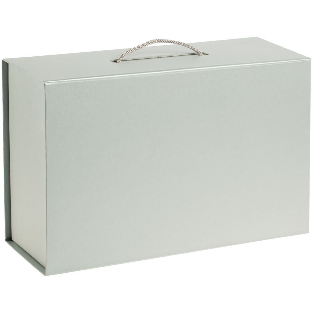 Коробка New Case, серебристая